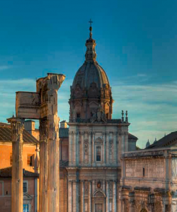 Rome. Photograph © Mauro Benedetti.