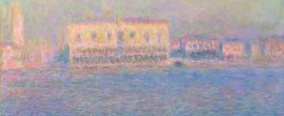 Monet The Doge's Palace