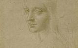Head of a Young Woman - da Vinci