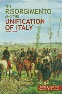 The Risorgimento and the Unification of Italy by  Derek Beales and Eugenio F. Biagini     $58.13