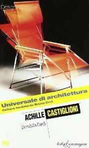 Achille Castiglioni by Domitilla Dardi $11.99