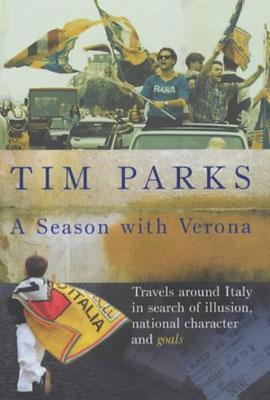 A Season with Verona by Tim Parks $4.54
