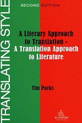 Translating Style by Tim Parks $54.65