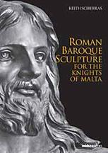 Roman Baroque Sculpture for the Knights of Malta by Keith Sciberras  $37.50