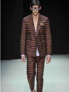 ARTICLE New Faces in Italian fashion Andrea Pompilio 1