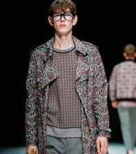 ARTICLE New Faces in Italian fashion Andrea Pompilio 2