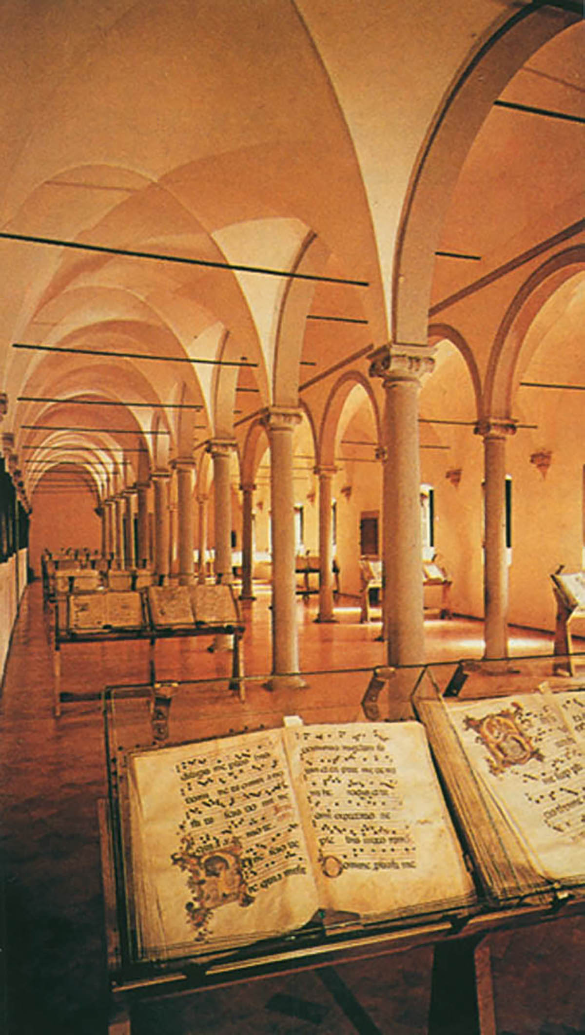 Restored Michelozzo Library Reopens in Florence
