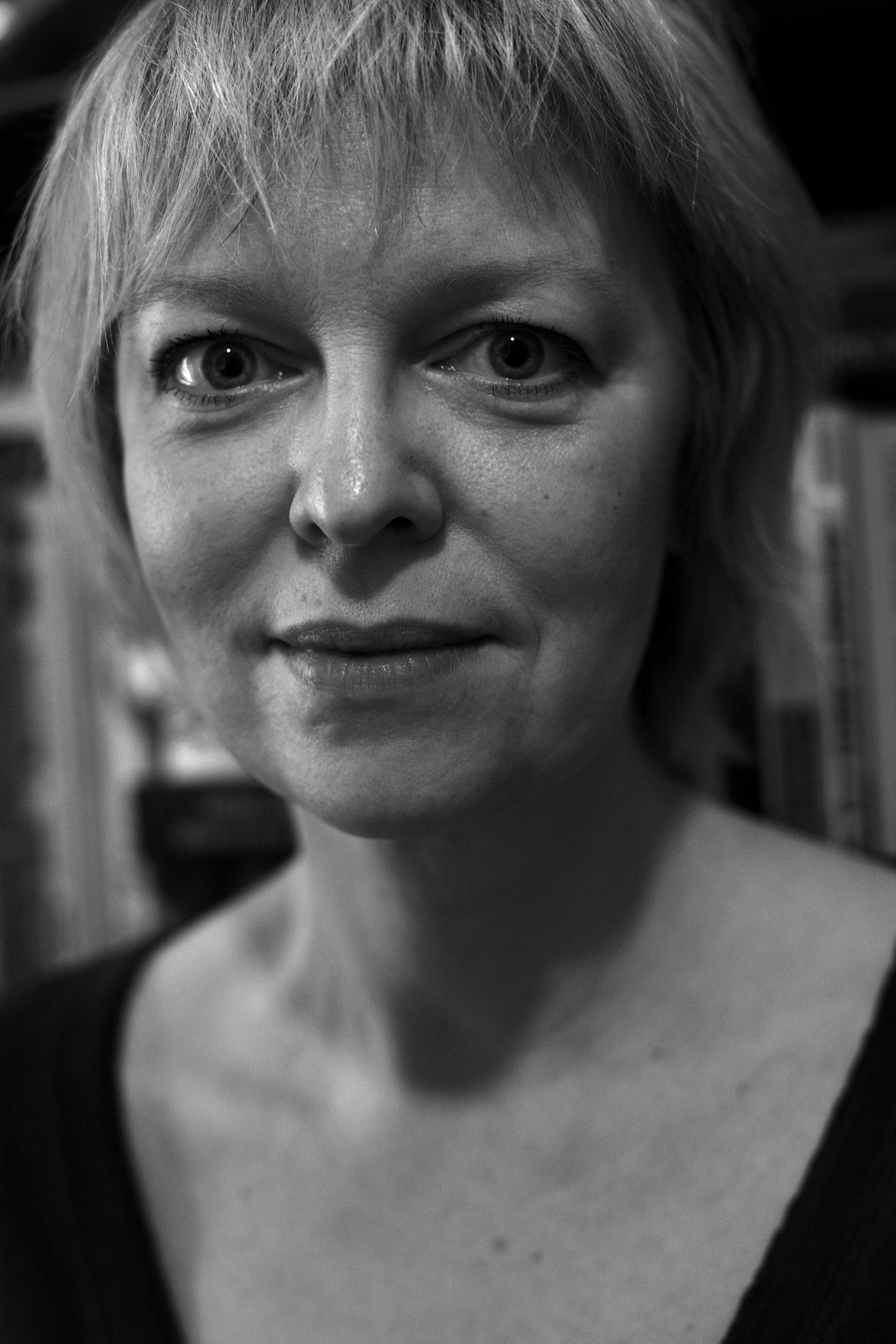 Helena Kostyukova. Photographer Samuele Pellecchia/prospekt